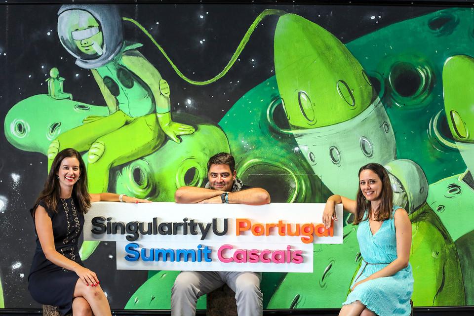 O que têm Cristina, Zita e Manuel que ver com a singularidade tecnológica?