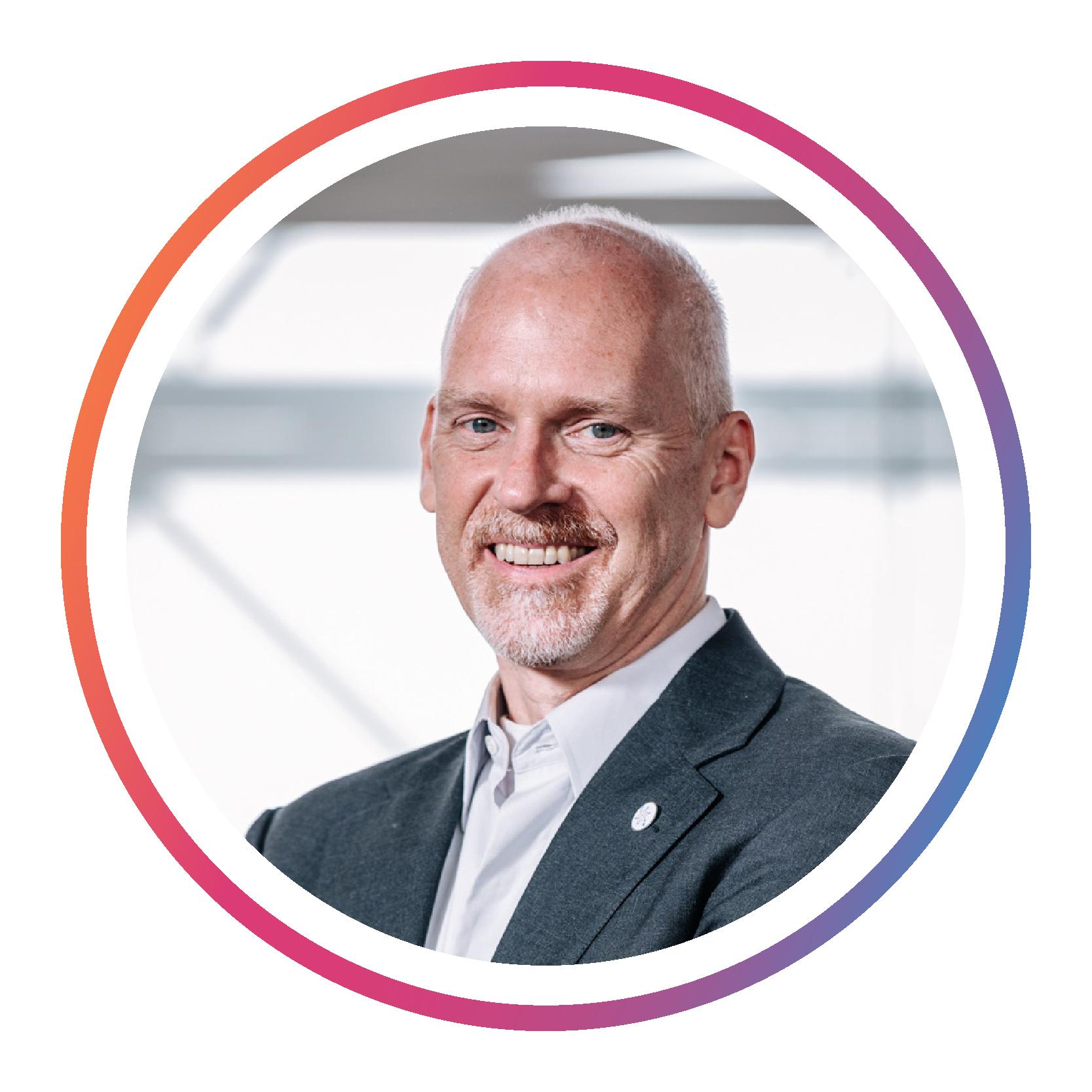 Greg Sherwin | Innovation and Digital Technologies